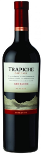Trapiche Red Blend Oak Cask 2013 750ml -...